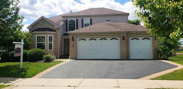 5923 Mackinac Lane, Hoffman Estates, IL 60192 (MLS #10730845) :: Angela Walker Homes Real Estate Group