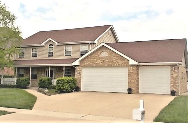 12428 Country View Lane, Homer Glen, IL 60491 (MLS #10730857) :: Angela Walker Homes Real Estate Group
