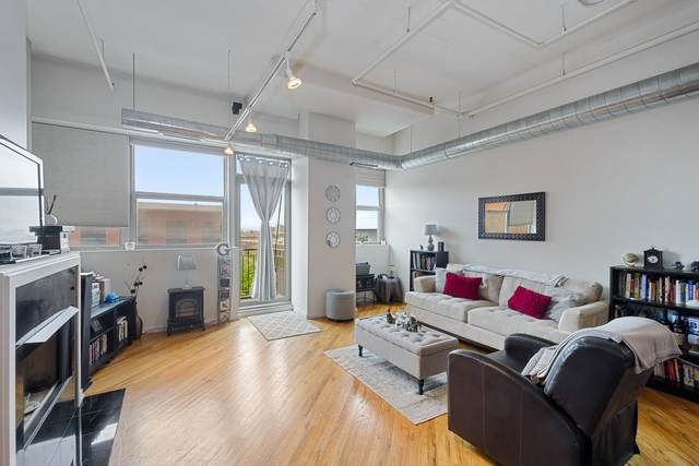 500 S Clinton Street #426, Chicago, IL 60607 (MLS #10730858) :: Property Consultants Realty