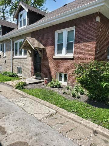 907 W 86th Street, Chicago, IL 60620 (MLS #10730866) :: Janet Jurich