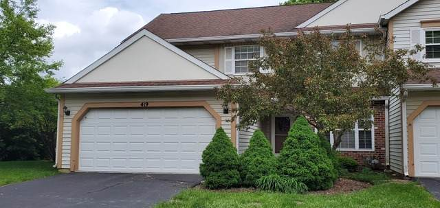 419 Ascot Lane, Streamwood, IL 60107 (MLS #10730901) :: Property Consultants Realty