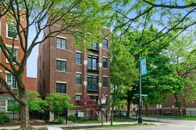 902 W Diversey Parkway #2, Chicago, IL 60614 (MLS #10730974) :: Property Consultants Realty