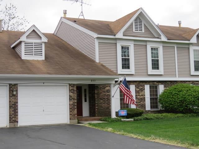 853 Chasefield Lane #4, Crystal Lake, IL 60014 (MLS #10730996) :: Lewke Partners