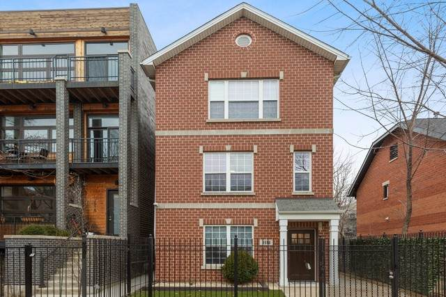 1518 N Rockwell Street, Chicago, IL 60622 (MLS #10731019) :: Property Consultants Realty