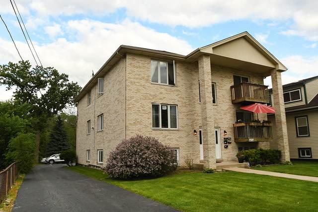 3831 Grove Avenue 1S, Brookfield, IL 60513 (MLS #10731038) :: The Dena Furlow Team - Keller Williams Realty
