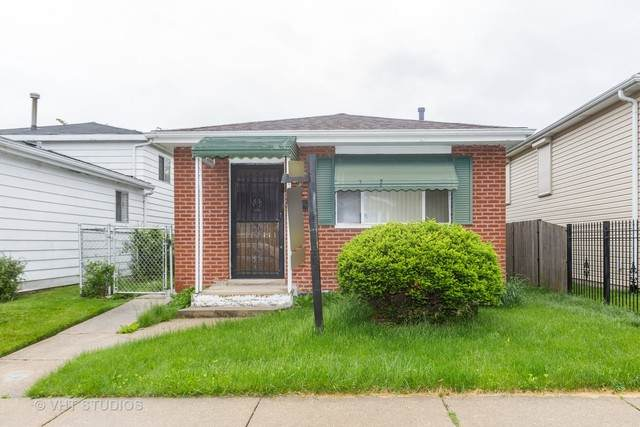 9329 S Lasalle Street, Chicago, IL 60620 (MLS #10731107) :: Janet Jurich