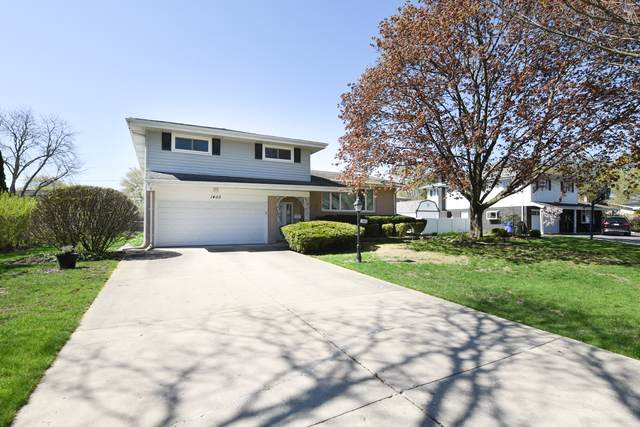 1403 E Greenwood Drive, Mount Prospect, IL 60056 (MLS #10731114) :: Touchstone Group