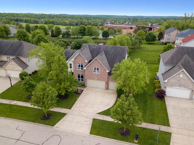 5485 Nicholson Drive, Hoffman Estates, IL 60192 (MLS #10731142) :: Angela Walker Homes Real Estate Group