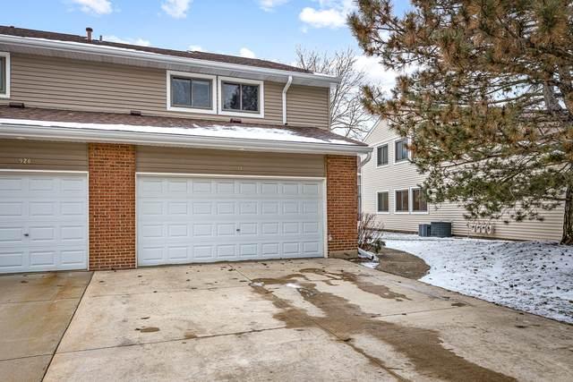 928 Hidden Lake Drive, Buffalo Grove, IL 60089 (MLS #10731219) :: The Mattz Mega Group