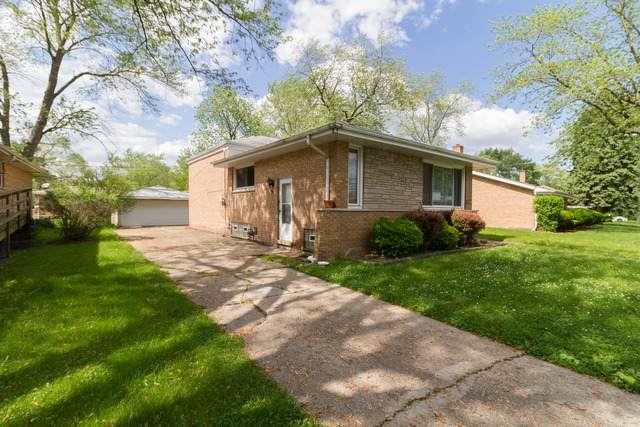 1006 E 159th Place, South Holland, IL 60473 (MLS #10731255) :: The Mattz Mega Group