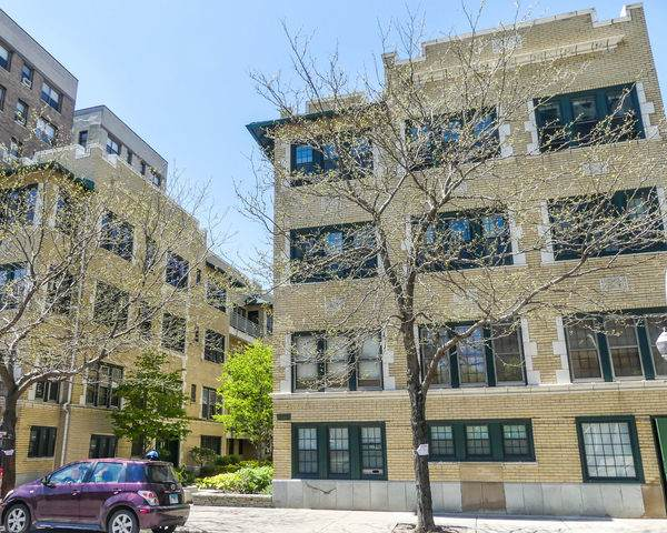4314 N Clarendon Avenue #1431, Chicago, IL 60613 (MLS #10731334) :: Property Consultants Realty