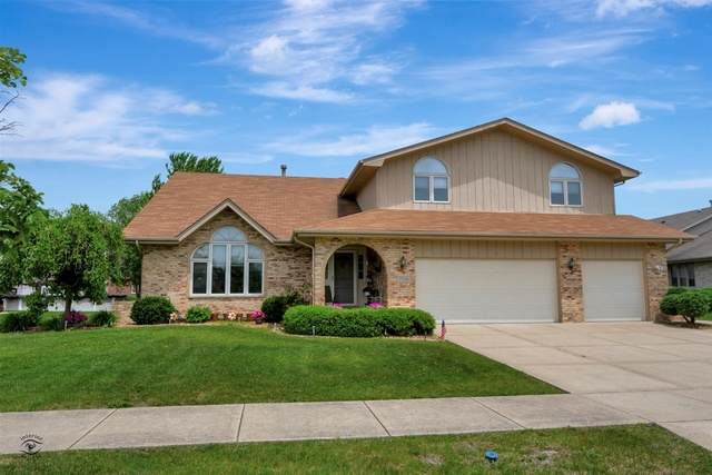 7538 Bayfield Drive, Tinley Park, IL 60487 (MLS #10731372) :: Century 21 Affiliated