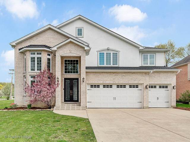 366 Coralynn Court, Willowbrook, IL 60527 (MLS #10731395) :: Jacqui Miller Homes