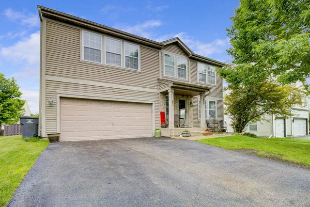 1809 Windette Drive, Montgomery, IL 60538 (MLS #10731406) :: Lewke Partners