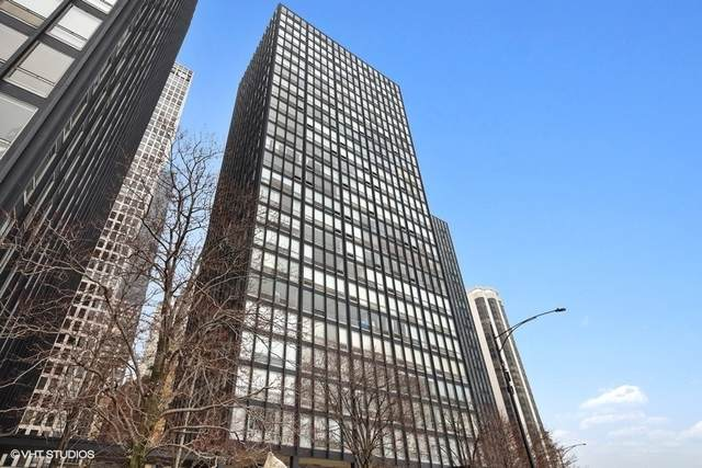 880 N Lake Shore Drive 17G, Chicago, IL 60611 (MLS #10731445) :: Property Consultants Realty
