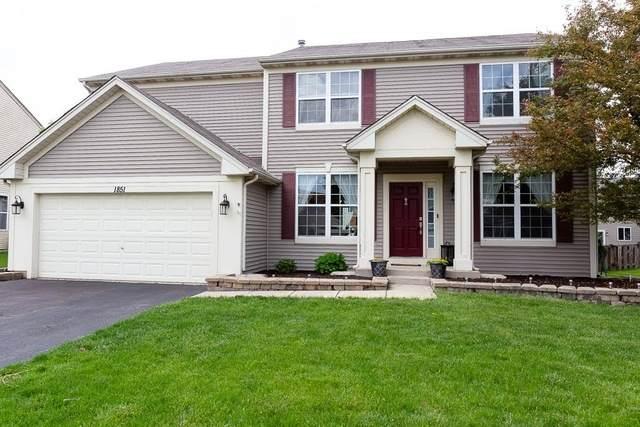 1851 Stirling Lane, Montgomery, IL 60538 (MLS #10731448) :: Jacqui Miller Homes