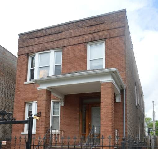 2246 N Kedvale Avenue, Chicago, IL 60639 (MLS #10731455) :: Property Consultants Realty