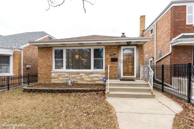 2817 W Pratt Boulevard, Chicago, IL 60645 (MLS #10731509) :: Property Consultants Realty