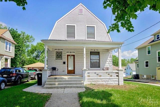 514 South Street, Elgin, IL 60123 (MLS #10731539) :: Lewke Partners