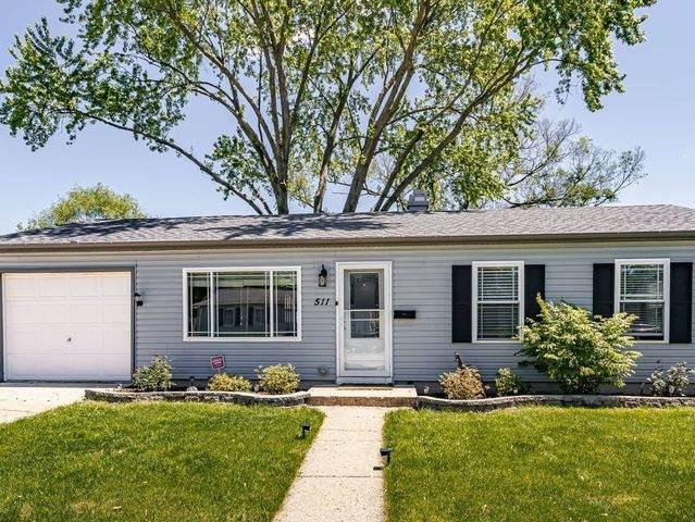511 Everette Avenue, Romeoville, IL 60446 (MLS #10731543) :: Angela Walker Homes Real Estate Group