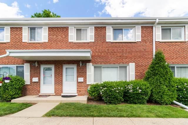 1242 N Boxwood Drive A, Mount Prospect, IL 60056 (MLS #10731545) :: Helen Oliveri Real Estate