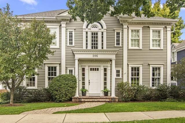206 E Hillside Avenue, Barrington, IL 60010 (MLS #10731549) :: Ani Real Estate