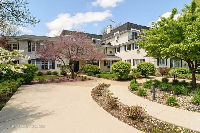 516 W Eastman Street 1C, Arlington Heights, IL 60005 (MLS #10731551) :: Property Consultants Realty