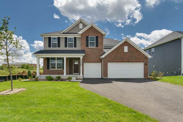 24626 W Prairie Grove Drive, Plainfield, IL 60544 (MLS #10731554) :: Property Consultants Realty