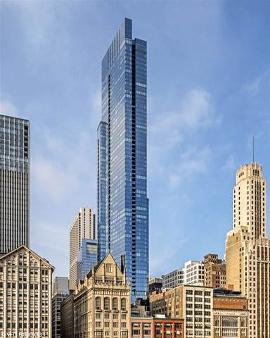 60 E Monroe Street #2702, Chicago, IL 60603 (MLS #10731557) :: Property Consultants Realty