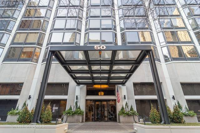 50 E Bellevue Place #404, Chicago, IL 60611 (MLS #10731630) :: Property Consultants Realty