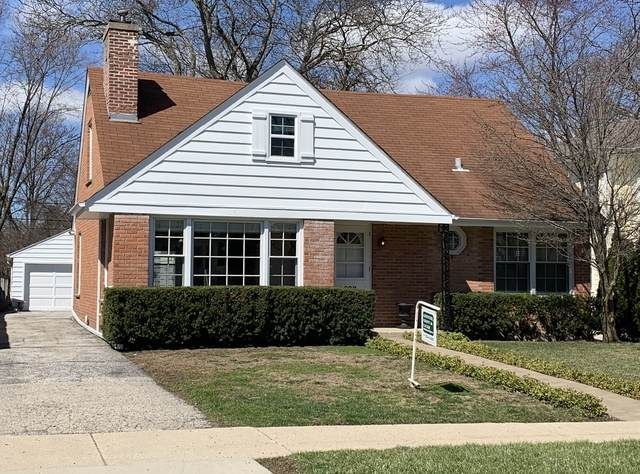 892 Oakwood Avenue, Lake Forest, IL 60045 (MLS #10731670) :: Property Consultants Realty