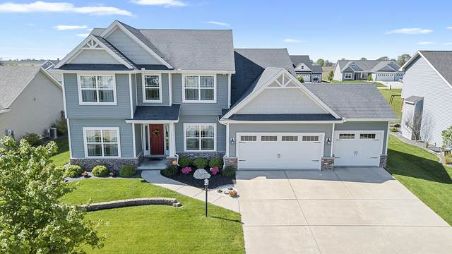 1211 Farm Lake Drive, Mahomet, IL 61853 (MLS #10731775) :: Littlefield Group