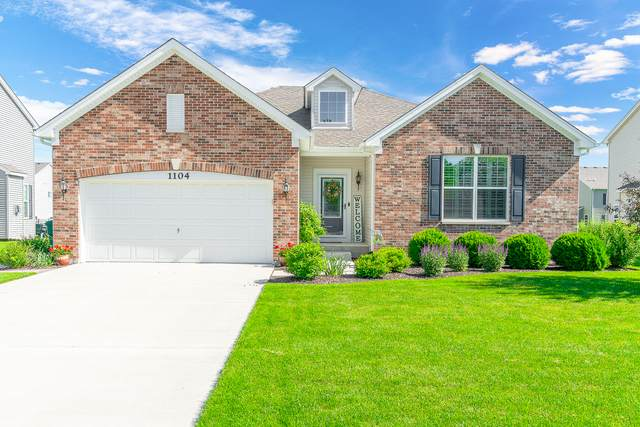 1104 Ridge Road, Shorewood, IL 60404 (MLS #10731813) :: Lewke Partners