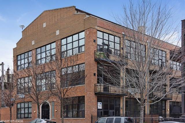 1137 N Wood Street 1C, Chicago, IL 60622 (MLS #10731859) :: Property Consultants Realty