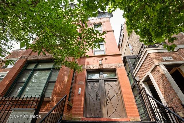 1432 N Mohawk Street G, Chicago, IL 60610 (MLS #10731874) :: Property Consultants Realty