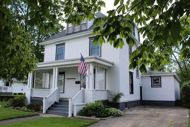 516 S Thomas Street, Gilman, IL 60938 (MLS #10731886) :: Property Consultants Realty