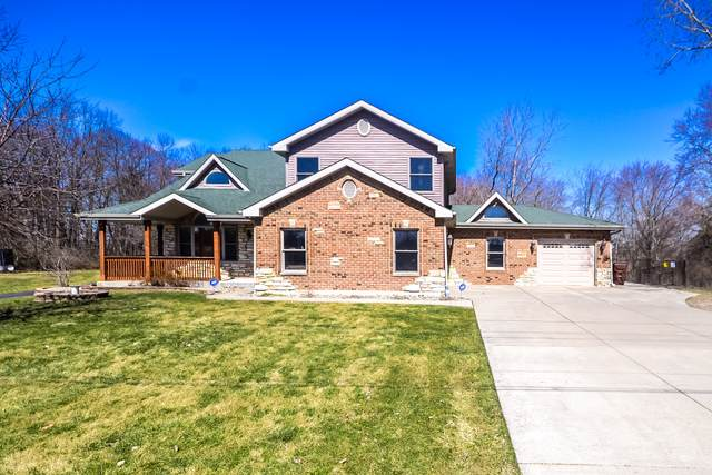6832 W Monee Manhattan Road, Monee, IL 60449 (MLS #10732006) :: Property Consultants Realty