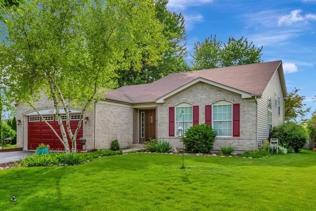 1707 Waterman Drive, Plainfield, IL 60586 (MLS #10732021) :: Helen Oliveri Real Estate
