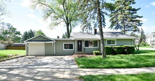 4501 Roslyn Road, Downers Grove, IL 60515 (MLS #10732052) :: The Wexler Group at Keller Williams Preferred Realty