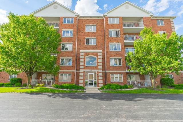 5450 115th Street #303, Oak Lawn, IL 60453 (MLS #10732063) :: Ryan Dallas Real Estate