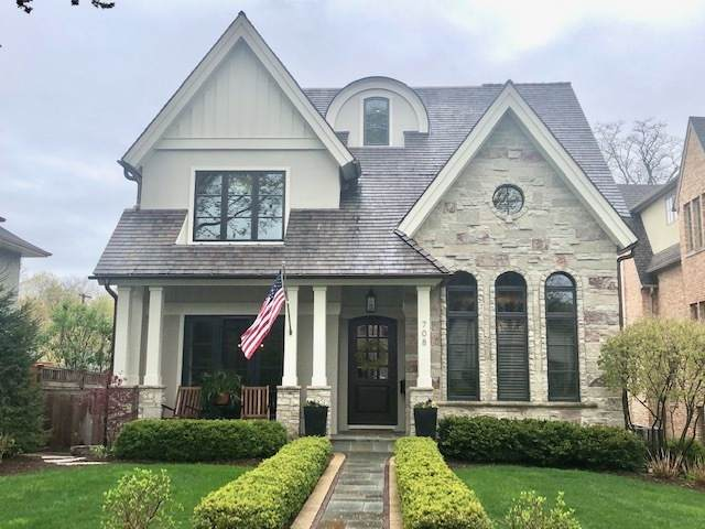 708 S Lincoln Street, Hinsdale, IL 60521 (MLS #10732077) :: Property Consultants Realty
