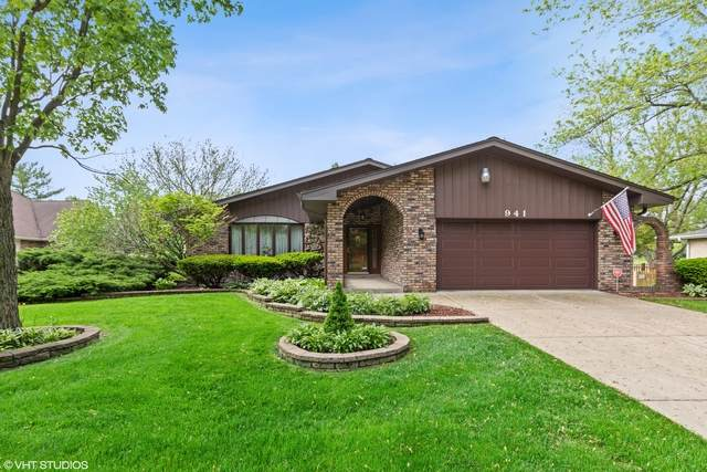 941 Valley View Drive, Downers Grove, IL 60516 (MLS #10732092) :: The Wexler Group at Keller Williams Preferred Realty