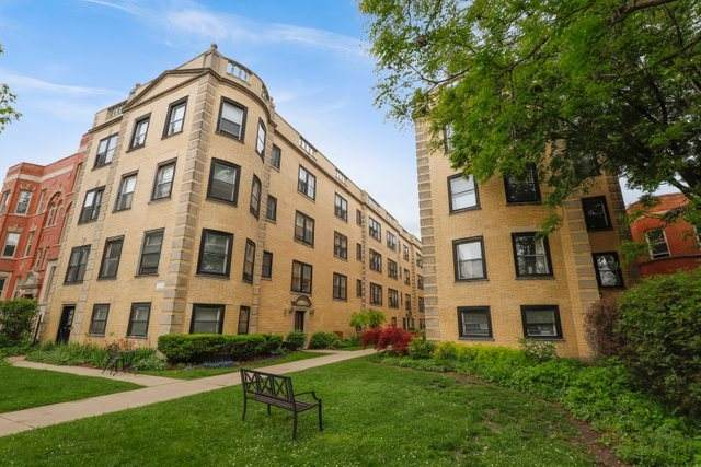 2538 N Kedzie Boulevard #305, Chicago, IL 60647 (MLS #10732107) :: Ryan Dallas Real Estate