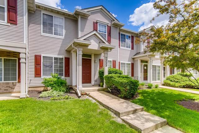 2333 Reflections Drive #2333, Aurora, IL 60502 (MLS #10732172) :: Angela Walker Homes Real Estate Group