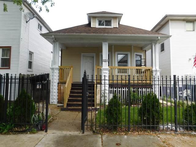2211 N Laporte Avenue, Chicago, IL 60639 (MLS #10732188) :: Helen Oliveri Real Estate