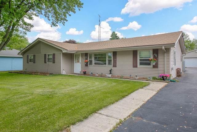 2422 Cosmic Drive, Joliet, IL 60431 (MLS #10732191) :: Ani Real Estate