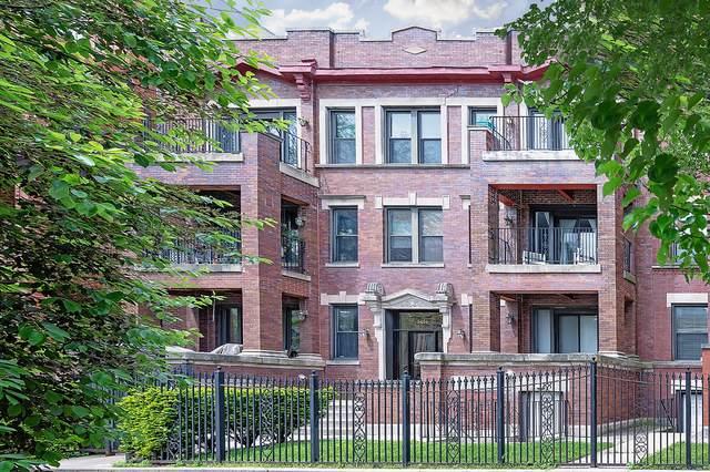 5404 S Michigan Avenue 3S, Chicago, IL 60615 (MLS #10732239) :: Property Consultants Realty