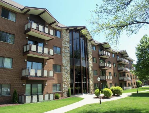 2301 183rd Street #301, Homewood, IL 60430 (MLS #10732391) :: John Lyons Real Estate
