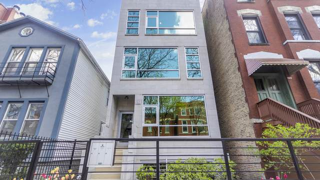 865 N Marshfield Avenue #2, Chicago, IL 60622 (MLS #10732398) :: Property Consultants Realty
