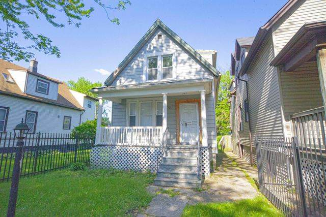 7522 S Champlain Avenue, Chicago, IL 60619 (MLS #10732410) :: Property Consultants Realty